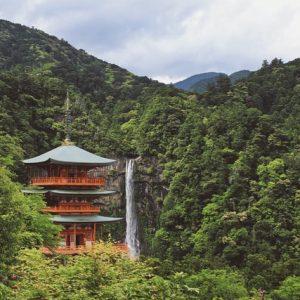 shintoismo e il legame straordinario con la natura
