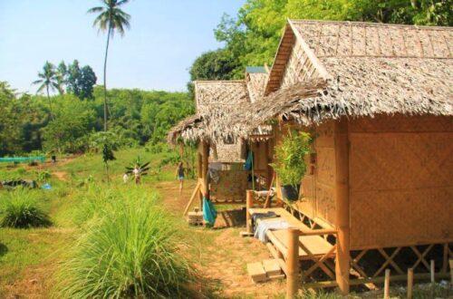 Gaarawé l'ecovillaggio nelle foreste Thailandesi